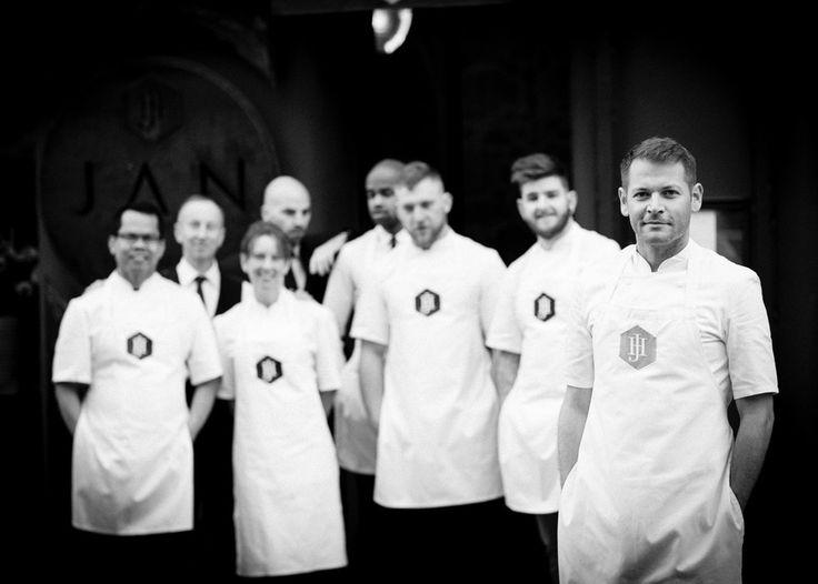 RESTAURANT JAN   Team JAN   Nice, France #onemichelinstar