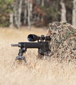 » How To Make A Ghillie Suit From Scratch - thought this was interesting