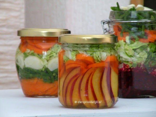 Snelle ingemaakte groenten – Oerspronkelijk