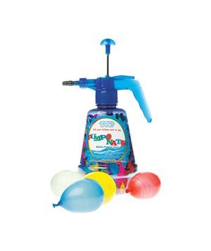 """Water Ballon Pumponator - have this and LOVE it! gotta remember it come birthday party """"season""""!"""