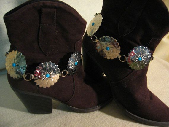 Southwestern Boot Jewelry Southwestern by EclectiqueFlatteries