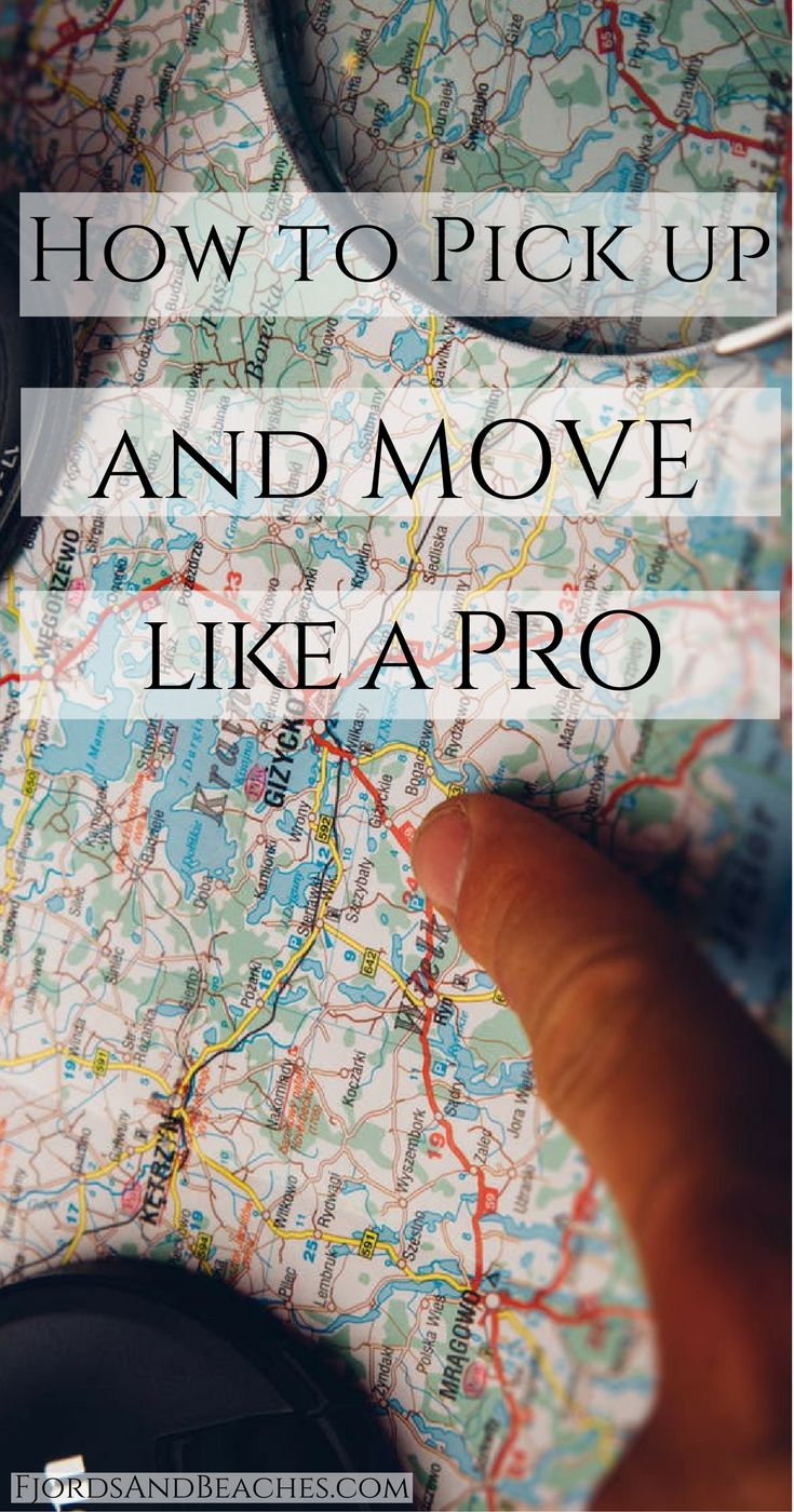 A Guide to Moving Like A Pro. How to Move. Pick up and Move like a pro. Moving tips. Moving help.