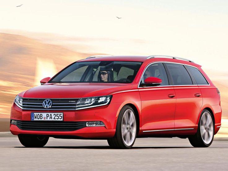 Auto-Neuheiten 2014: VW Passat Variant