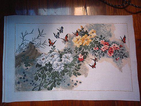 Gallery.ru / Фото #2 - китайские цветы - irinakiz