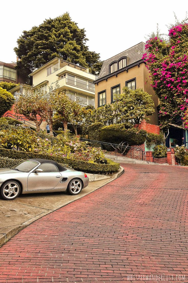 San Francisco California | USA | what to see in San Francisco | Lombard Street | Russian Hill | what to do in San Francisco | photos of San Francisco | San Francisco in a day