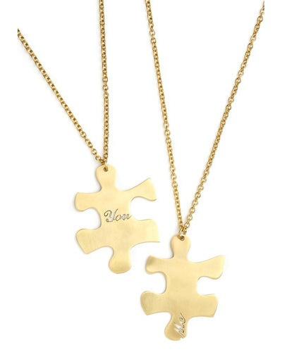We Fit Together Necklaces: Bff Necklaces, Fit, Style, Best Friends Necklaces, Friendship Necklaces, Vintage Necklaces, Accessories, Puzzles Necklaces, Puzzles Pieces Necklaces