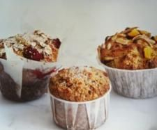 Basic Muffins with additional options thermomix Ingredients light muffin base…