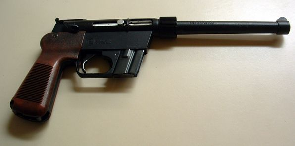 AR7 Explorer II pistol 22 LR derived from the AR-7 Henry Repeating Arms Survival Rifle