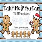 This cute gingerbread game practice addition problems with an unknown addend.  This game addresses the following CCSS:   1st Grade: 1.OA.8 2nd Grad...