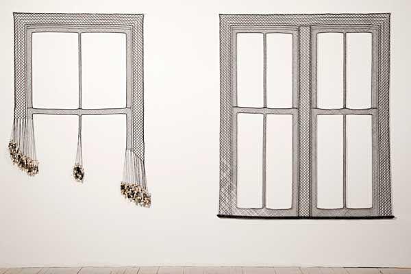 Olivia Valentine Rijswijk textiel biennale 2013