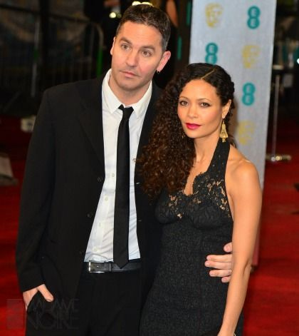 YAY! 41-Year-Old Thandie Newton And Her Husband Welcome Third Child, Booker Jombe Parker