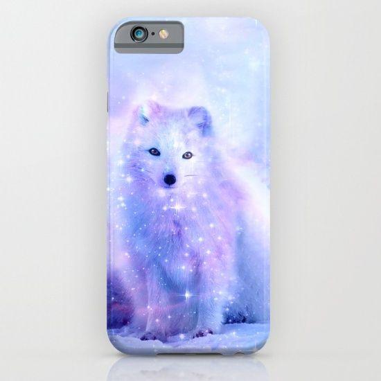Arctic iceland fox