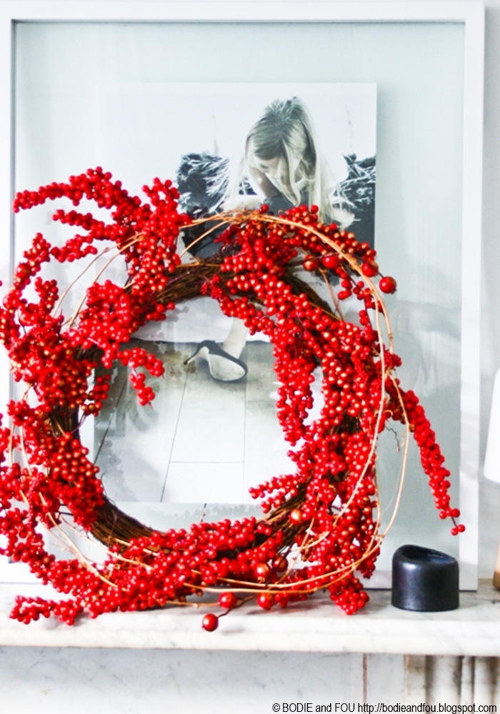 Xmas Decoration 2012 BODIE And FOU Le Blog Inspiring Interior Design By Two