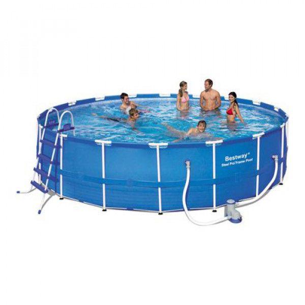 Bestway Steel Pro Max Splasher Pool Pool Bestway In Ground Pools
