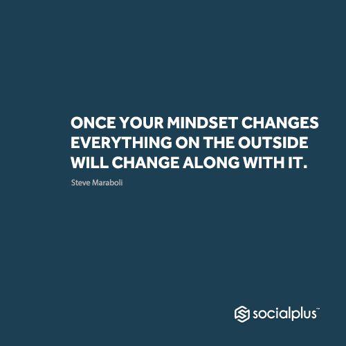 Todays wisdom from bestselling author, life-changing speaker Steve Maraboli. <3 #inspirational #mindset #goals #marketing #goals #wisdom #quotes