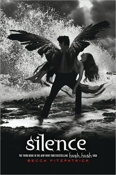 Silence (Hush, Hush Saga #3)
