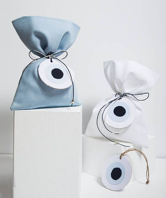 EVIL EYE Baptism favors-Baby Shower gifts-All you need for