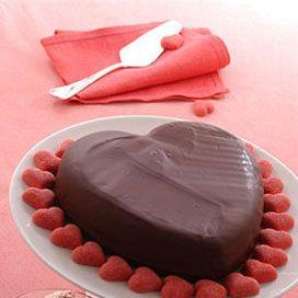 Sacher pour la Saint-Valentin Pour faire cuire le gâteau, utilisez un moule en silicone comme celui-ci …  – CHOCOLATES