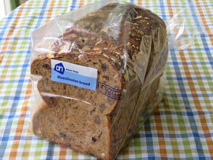 AH muesli-notenbrood, vegan