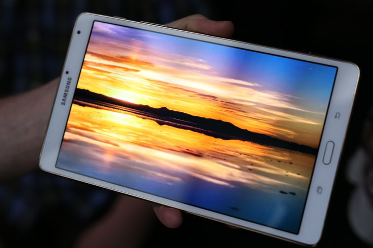 Hands On With The Galaxy Tab S, Arrival To The U.S. June 27