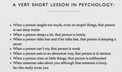 psychology quotes tumblr Google Search Book writing