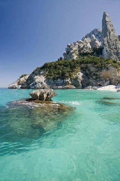 Cala Goloritzè, Sardegna & Italia