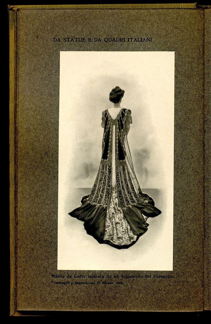 Per una moda italiana: modelli saggi schizzi di abb...   Genoni, Rosa