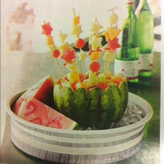 Decoraciones con frutas frutas pinterest - Decoracion de frutas ...