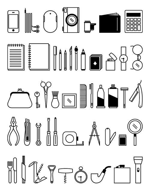 pocket graphic design - Google Search