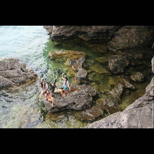 Tobermory The Grotto.