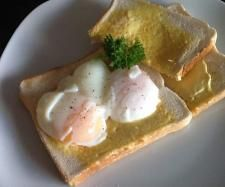 Poached Eggs the easiest way ever