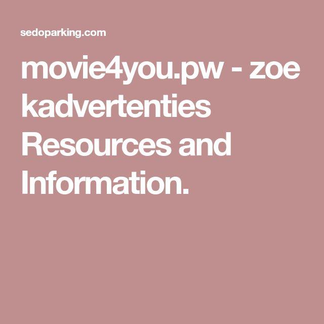 movie4you.pw-zoekadvertenties Resources and Information.