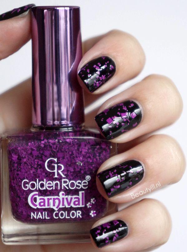 Golden Rose Carnival Nail Color Mega Review ~ 08