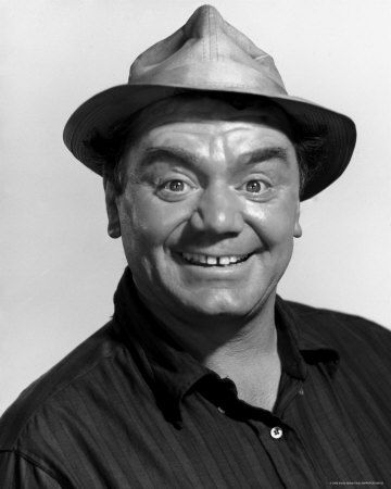 "Ernest Borgnine, 1960's (1917-2012). American film and television actor whose career spanned more than 60 years. He was an unconventional lead in the 1950s, and won an Oscar in 1955 for ""Marty"". On TV, he played Quinton McHale in the 1962–1966 series ""McHale's Navy"", in addition to a wide variety of other roles. He earned an Emmy Award nomination at age 92 for his work on the series ""ER"". He was also known for being the original voice of Mermaid Man on ""SpongeBob SquarePants"" from 1999 to…"