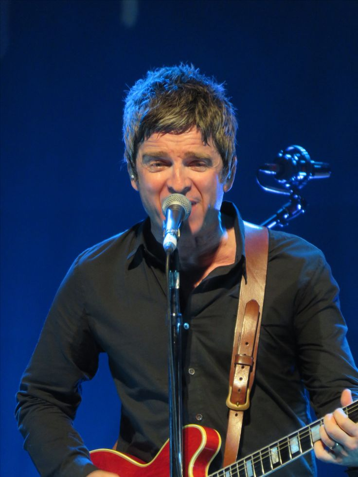 Noel Gallagher's high Flying Birds @ Salle Wilfrid-Pelletier, Place des Arts, Montreal, July 2016