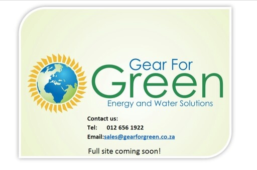Green energy solutions, site go go live soon, in development phases