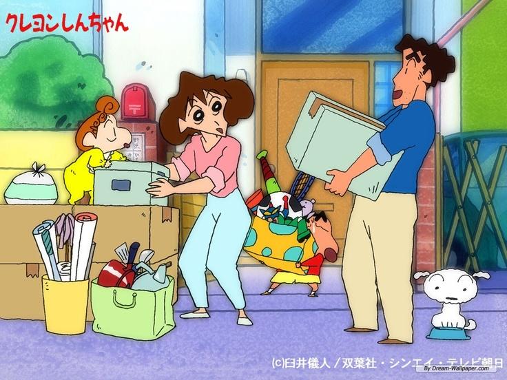 Free Cartoon wallpaper - Crayon Shin-chan wallpaper - 1024x768 wallpaper - Index 32