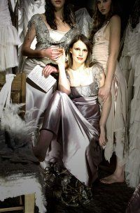 www.fashionfame.com Designer Gwendolynne Burkin