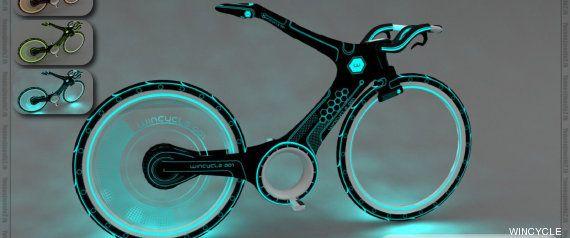 bicicletas modernas, que incluyen wifi, cargador de celulares o batería, unas son plegables y otras de fibra de carbono... por el momento, creo que lo único que no nos gustará serán los precios.