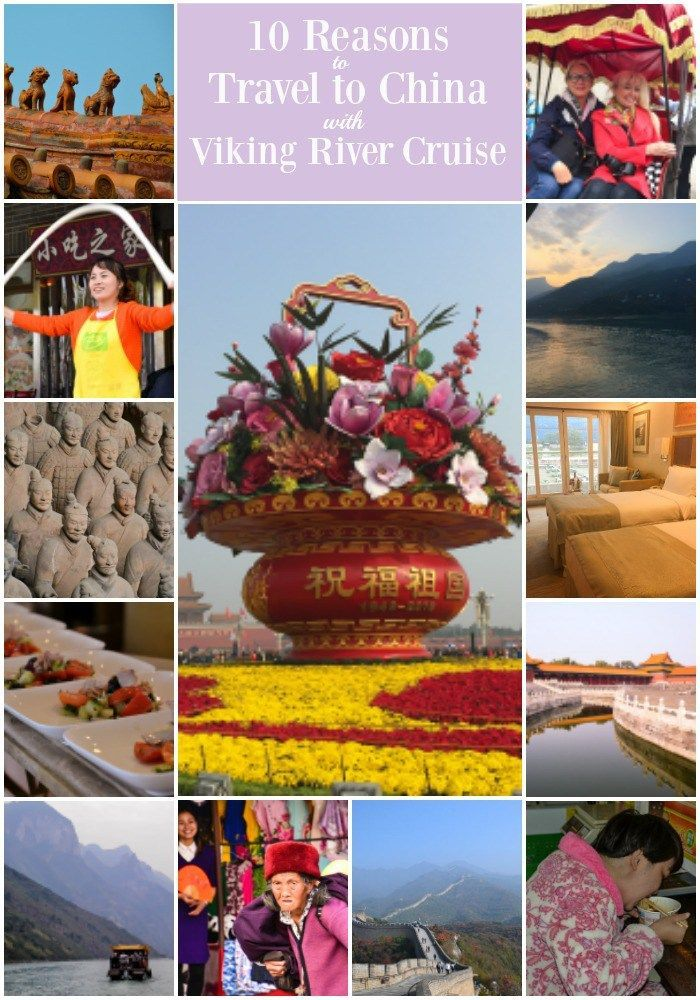 Travel to China can be complicated. 10 Reasons to see the best with a Viking River Cruise.