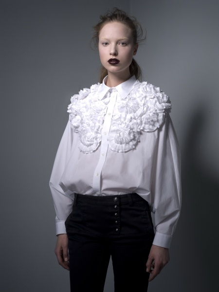 collection capsule «Chemise Blanche» -automne/hiver 2010-2011, Viktor & Rolf