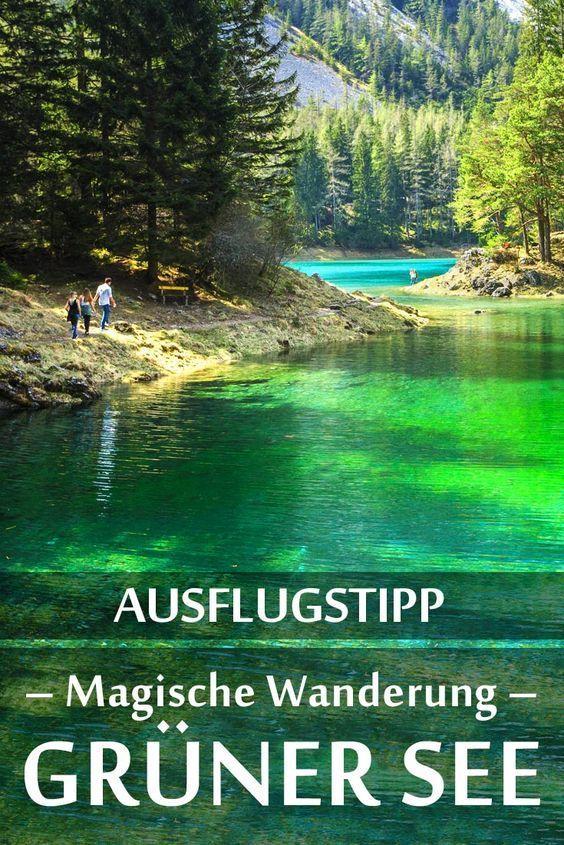 Grüner See: Erfahrungsbericht mit den besten Fotospots sowie allgemeinen Tipps … – Lavendelblog