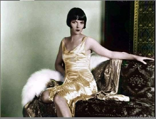 Fred & Ginger Vintage: Screen Icon - Louise Brooks, 1920's