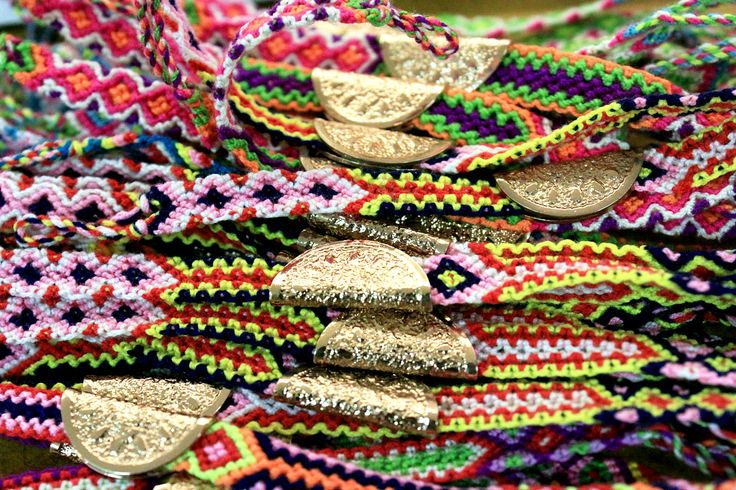 Citrico Friendship Bands...