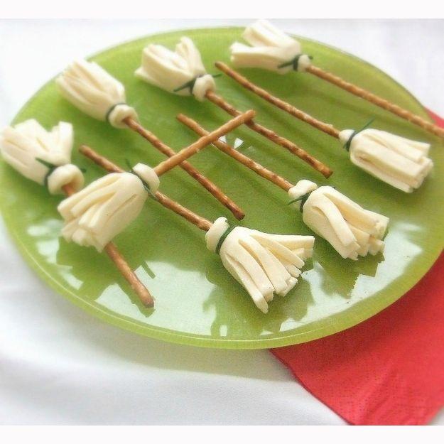 Halloween Rezepte - Snacks für die Halloween Party