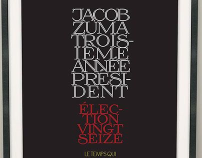 """Check out new work on my @Behance portfolio: """"#ZumaMustFall  Poster years, so more."""" http://be.net/gallery/32978799/ZumaMustFall-Poster-years-so-more"""