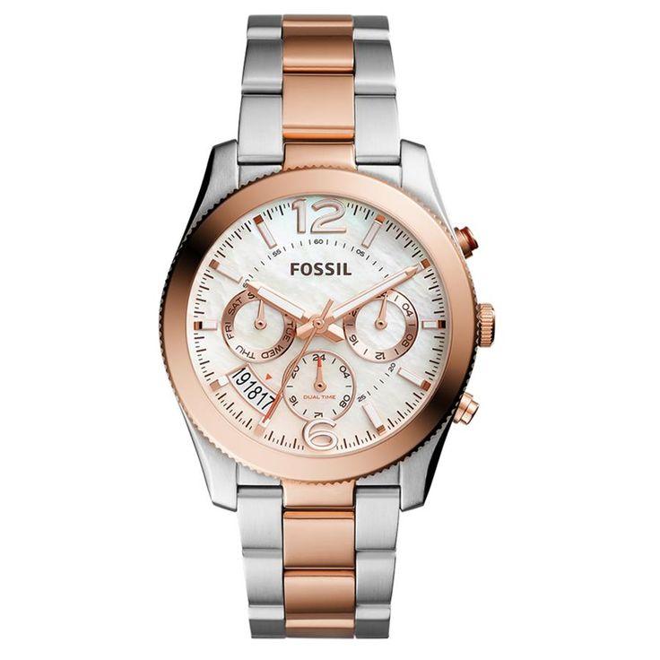 Relógio Fossil Feminino Ref: Es4135/5kn