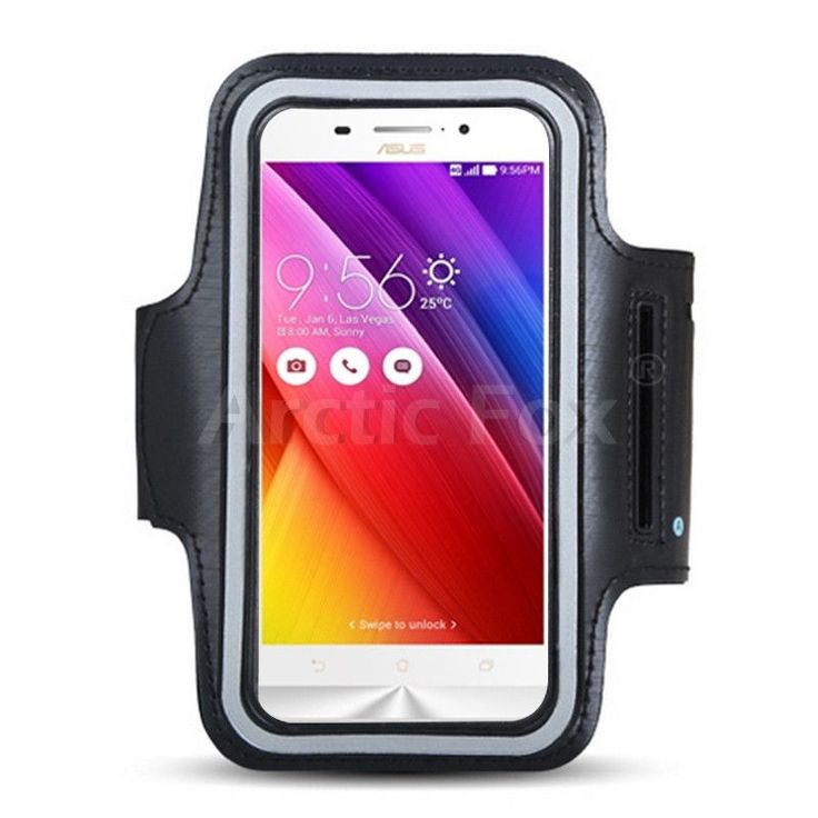 "Top Quality Universal Waterproof Running Jogging Cycling Sports Armband Mobile Phone Holder For Asus Zenfone Max ZC550KL 5.5"" XL"