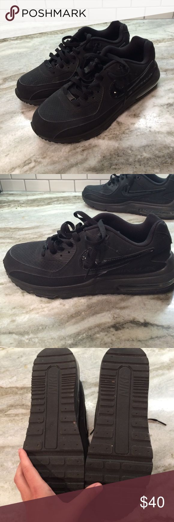Nike air max ltd Barely worn, bought two years ago (2014), almost no signs of wear Nike Shoes Sneakers