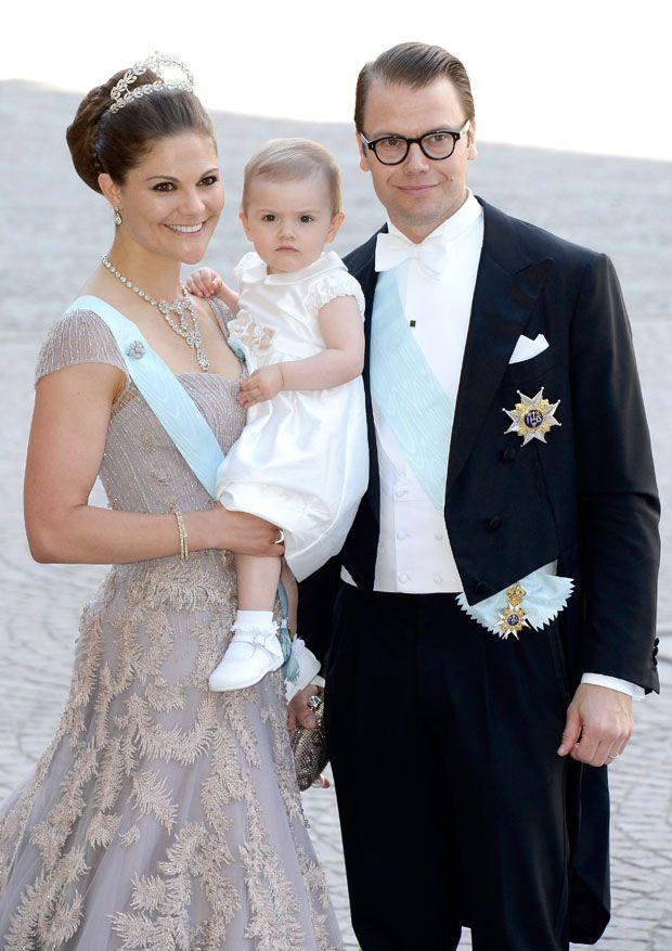 The Wedding Of Princess Madeleine - Crown Princess Victoria of Sweden